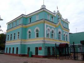 Глазковское двухклассное училище им. Св. Владимира
