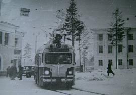 1956 г. МТВ - 82. Кольцо ФЗО.