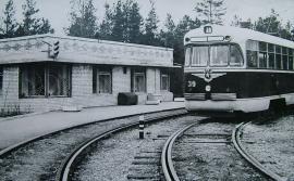 1976 г. РВЗ - 6. Кольцо возле Ангарского Механического завода.