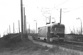 1989 г. РВЗ - 6. Виадук над Транссибом.