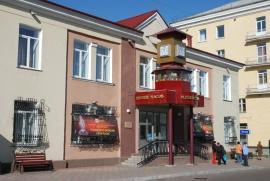 Музей часов в г. Ангарске