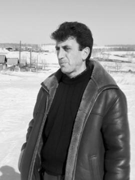 "Руководитель хозяйства ""Апхайта"" Арам Нждеевич Петросян"
