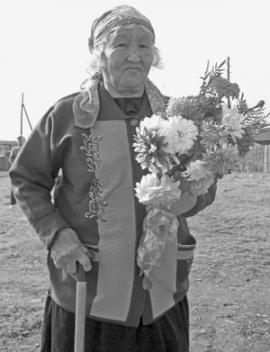 Таисия Макушкина учителем проработала более сорока лет, из них тридцать два в Апхайте.