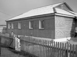 Здание новой школы строили пять лет.