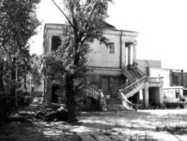 «Культурным очагом» Иркутского отделения был клуб, который располагался в здании по ул. К. Маркса (в последующем кинотеатр «Пионер»).
