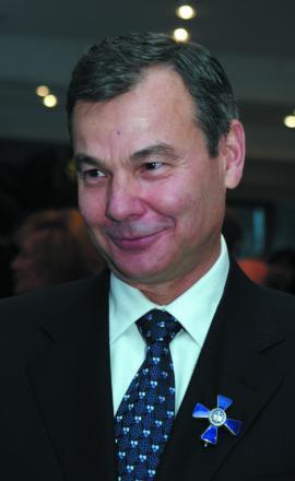 Игорь Самсонович Гринберг