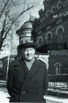 Ф.А. Кудрявцев, один из основателей иркутской школы