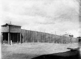 Лагпункт Ангарлага. 1953 год