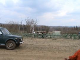 Ремонт и покраска ограждения памятника погибшим воинам с.Александро-Невский Завод