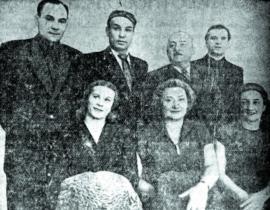 Москва, Кремль 25 января 1954 г.