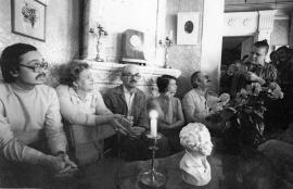 Булат Окуджава в гостях у иркутян
