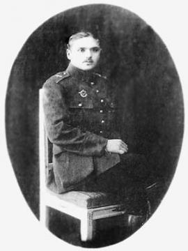 Первый начальник аэропорта Александр Попов (1896-1981)