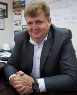 Юрий Владимирович Кибирев, главный инженер, первый заместитель генерального директора ОАО «Труд»