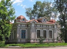 Здание, в котором размещается Дом актера (особняк М. Д. Бутина), построено по проекту архитектора А.И. Кузнецова в 1886