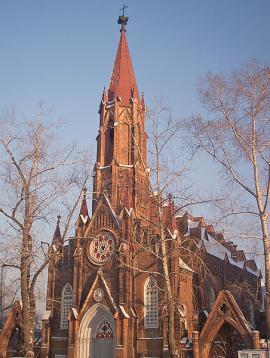 Костёл Успения Богородицы (Иркутск)