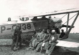 Самолет Р-3
