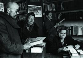 В библиотеке Куйтунского района