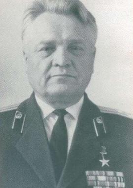 Сергей Никифорович Алешин