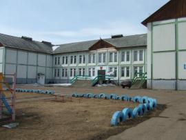 Здание администрации Гороховского муниципального образования.