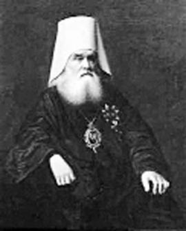 Святой Иннокентий был родом из села Анга, Иркутской губернии