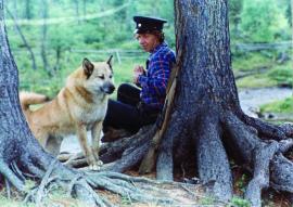 Байкальское лесничество. Дозорный тайги В. Пименов