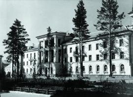 Ангарская городская гостиница