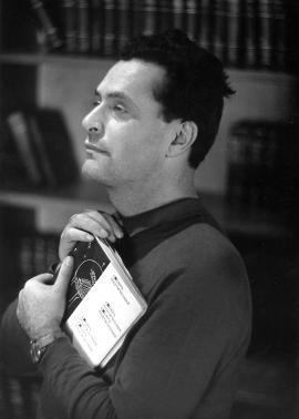 Иркутский поэт М. Сергеев