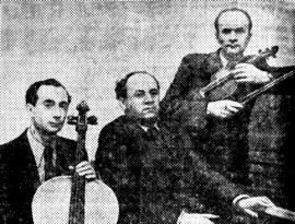 М. Гольштейн, Я. Киппен, А. Чиджавадзе