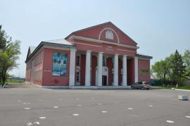 Дом культуры посёлка Михайловка