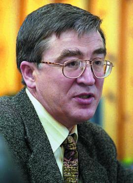 Ректор Иркутского государственного технического университета И. Головных