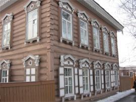 Жилой дом по улице Седова