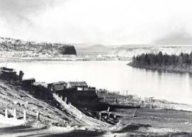 Ангара до появления Братского водохранилища