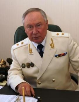 Восточно-Сибирский транспортный прокурор А.Н. Мерзляков
