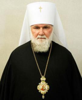 Владыка Вадим (Лазебный), митрополит Иркутский и Ангарский