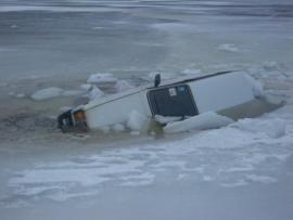 Аварии на Байкале
