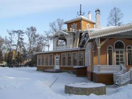 Усадьба В.П. Сукачёва