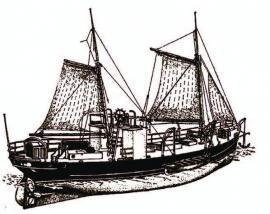 Парусное судно «Лена»