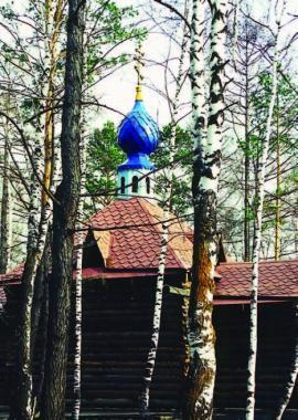 Храм в Аршане