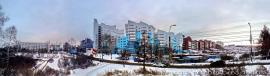 Академгородок, ул. Лермонтова