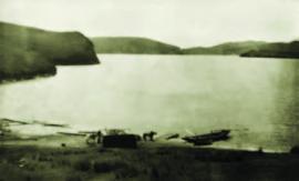 Ольхонская переправа 1898 г.