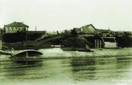Кругобайкальский тракт. Станция Боярская
