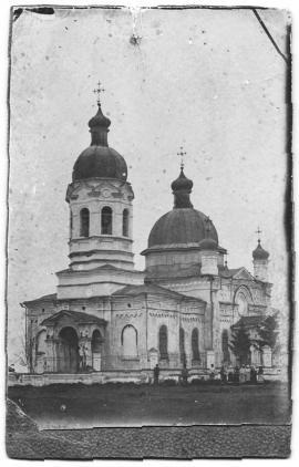 Уянский храм Архангела Михаила