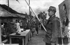 Отправка по репатриации японских военнопленных