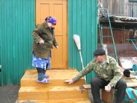 Жители Октябрьска