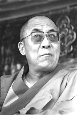 Съемка Далай-ламы стала одной из самых ярких в творческой биографии.