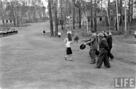 "Братск в 1959. Съёмки журнала ""Life"""