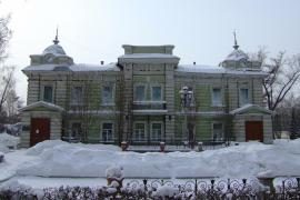 Дом В.А. Рассушина в Иркутске (ул. К. Маркса, 10)