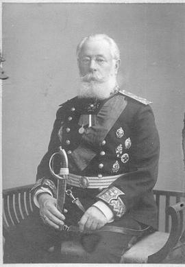 Ф. К. Дриженко — генерал Корпуса гидрографов.