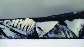 Графика северного Байкала