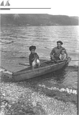 С уловом, фото Житенева. 20-е годы